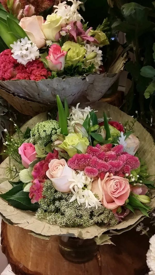 same day flower delivery service