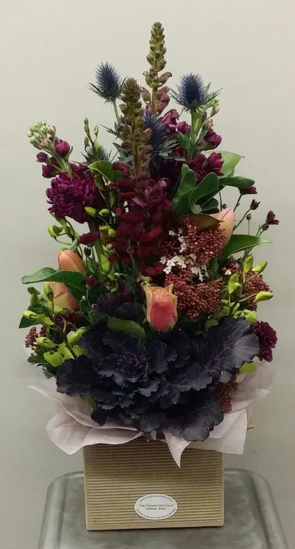 Freeburgh flower delivery