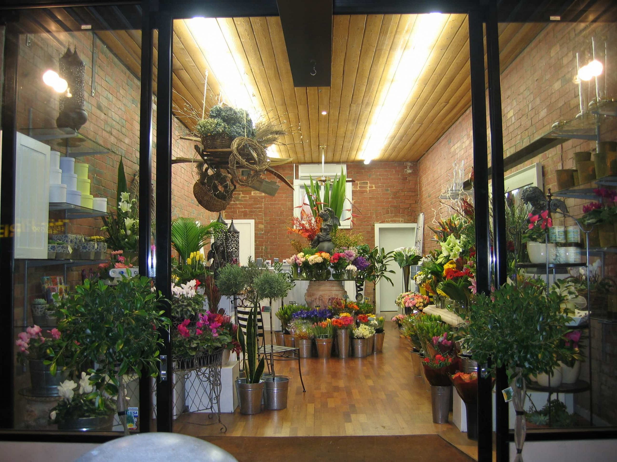 Flower shop in Moonee Ponds