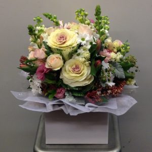 Elegant White Bouquet - image M.D.17-300x300 on https://theflowermerchant.com.au